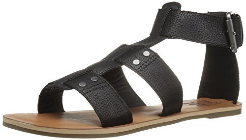 Canyon Billabong Sandal Women's Gladiator Black Zwrw5Pzxq
