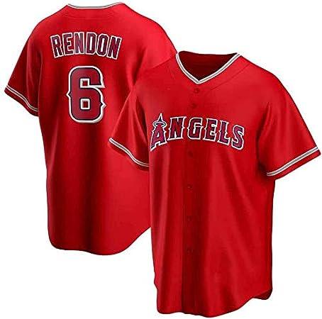 MEIMEI MLB camiseta para hombre, béisbol Jersey con Los ...