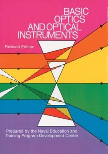 Basic Optics and Optical Instruments: Revised - Shop The Optical Vintage