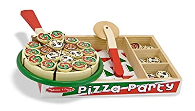 Melissa & Doug Pizza Party, 54 pcs- Item#167