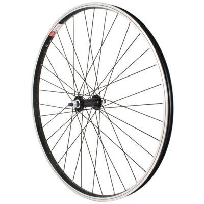 Sta Tru FWS2615AAK Front Alloy B/O wheel with Single Wall Rim, 26mm x 1.5