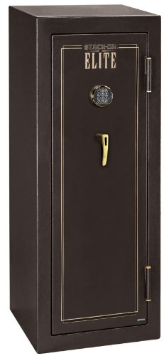 Stack-On ELITE 16-Gun Fire Resistant Safe w/ Electronic Lock