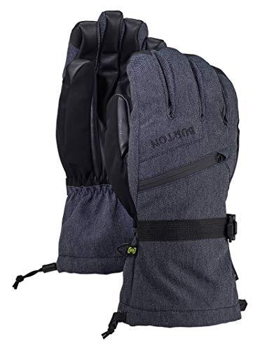 Burton Men's Gore-Tex Glove, Denim, X-Small