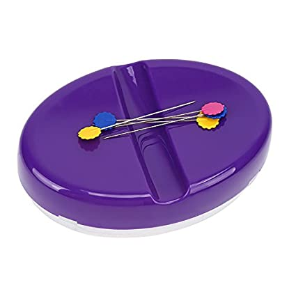 3 Pack Colors May Vary Dritz Ultimate Pin Caddy