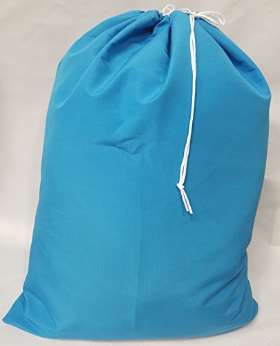 100 - HEAVY DUTY INDUSTRIAL 200 DENIER 30''x40'' NYLON LAUNDRY BAGS - BULK WHOLESALE - MADE IN USA by AMERATEX