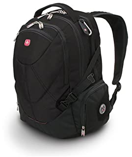 SwissGear Computer Backpack (Black) (B0019M9EQ4) | Amazon price tracker / tracking, Amazon price history charts, Amazon price watches, Amazon price drop alerts