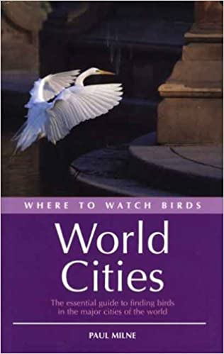 Book Where to Watch Birds in World Cities