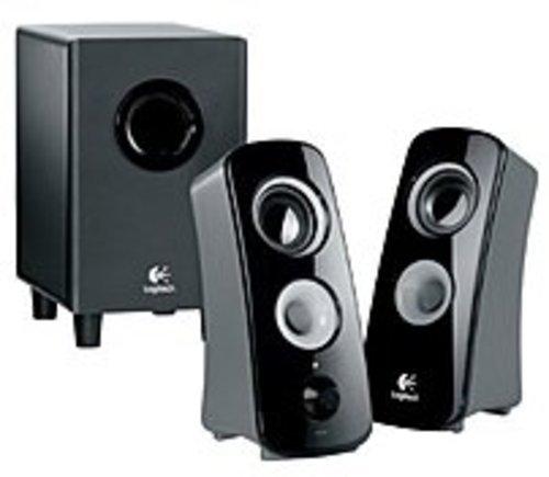 Logitech 980-000354 Z323 Speaker System with Subwoofer - 2.1