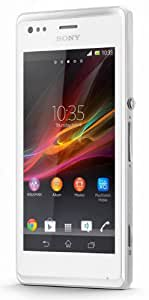 Sony Xperia M C2004 - Dual SIM - Unlocked -  US Warranty - (White)