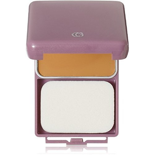 CoverGirl Queen Collection Natural Hue Compact Foundation, Rich Sand [Q500] 0.40 oz (Pack of 2)
