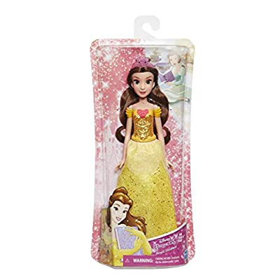 Disney Princess Royal Shimmer Belle: Toys & Games