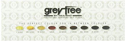 Greyfree Professional Temprorary Hair Color 18 Pieces Display by Greyfree (Image #3)
