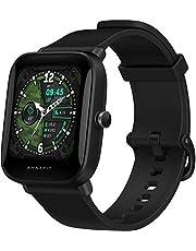 Amazfit bip u pro gps smartwatch tela colorida 31g 5 atm resistência à água 60 + modo esportivo relógio inteligente para android