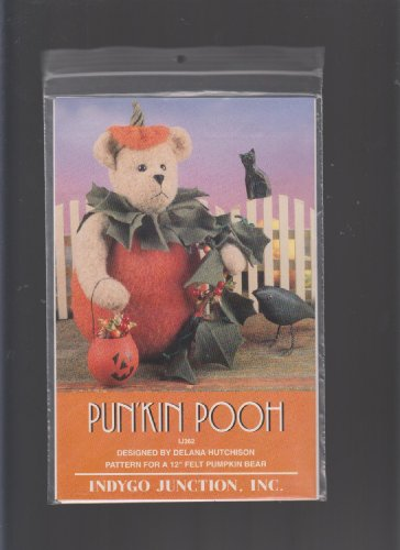 Pun'kin Pooh ; Halloween 12