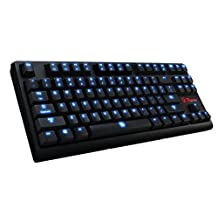 Thermaltake eSPORTS POSEIDON ZX Mechanical Keyboard Brown Switch Edition KB-PZX-KBBLUS01