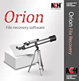 Orion File Recovery Software - Recover and Undelete Lost Files or Scrub Drive [Download]