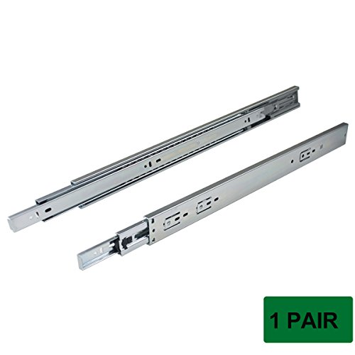 22 inch drawer slides soft close - 6