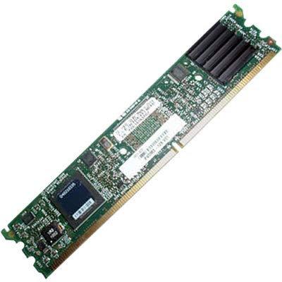 Cisco PVDM3-128= 128-Channel High-Density Packet Voice and Video Digital Signal Processor Module - Voice DSP module - DIMM 240-pin - for Cisco 2901, 2911, 2921, 2951, 3925, 3925E, 3945, 3945E