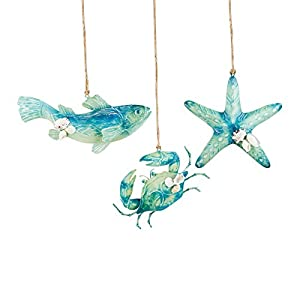 41Sf3I9uXYL._SS300_ 100+ Best Seashell Christmas Ornaments