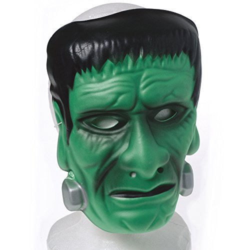 Frankenstein Costume Boy (One Child Size Frankenstein Monster Halloween Foam Mask)