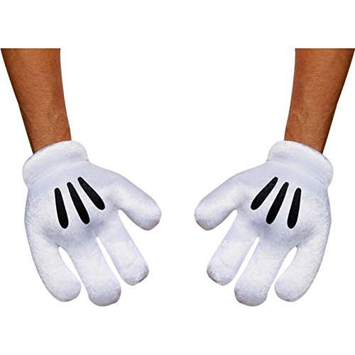 Disguise Inc Mickey Mouse Gloves