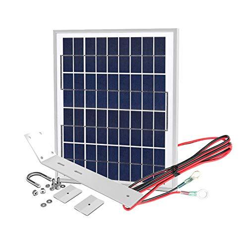 Unlimited Solar 10 Watt Solar Gate Charging Kit Review