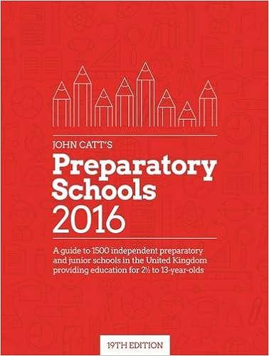 Guide to Preparatory Schools 2016