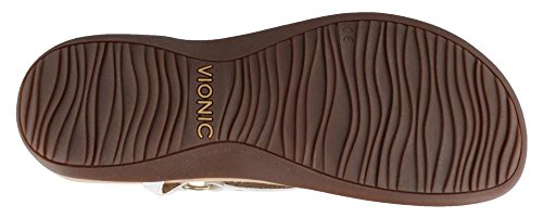 Con Perline Kirra Infradito Womens Finte Sandals Leather Colorati Vionic Estivi Rest 8SwvWqvF