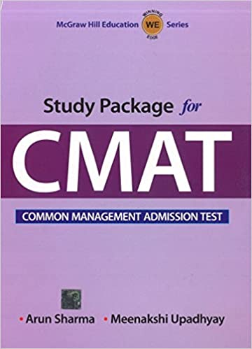 Study Package for CMAT 1st  Edition price comparison at Flipkart, Amazon, Crossword, Uread, Bookadda, Landmark, Homeshop18