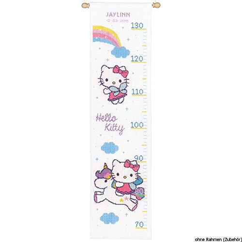 hello kitty height chart - 4