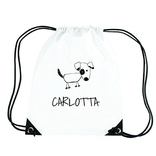 JOllipets CARLOTTA Turnbeutel Sport Tasche PGYM5205 Design: Hund