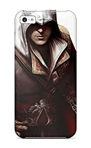 Durable Assassins Creed Back Case/cover For Iphone 5c wangjiang maoyi