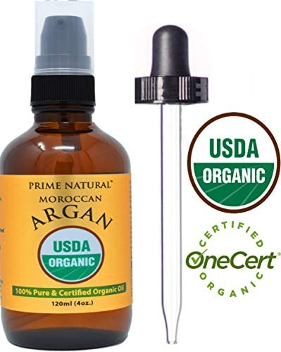 Moroccan Organic Argan Oil Moisturizer product image