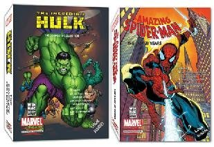 the-incredible-hulk-20-years-of-the-amazing-spider-man-dvd-rom-bundle