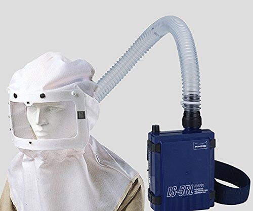 山本光学 山本光学 本体セット 電動ファン付呼吸保護具 本体セット B07CZ2WLXK 1-3260-21/LS-355F;MNM B07CZ2WLXK, 久世郡:e820ec2b --- benrisi.club