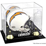 NFL Classic Logo Mini Helmet Display Case NFL