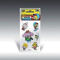 KRL-002A Kral Şakir Puffy Sticker, Puffy Çıkartma,Kral Şakir Yapıştırmaları