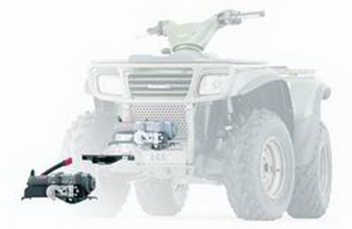 WARN 83870 ATV Winch Mounting System Winch Mounting System