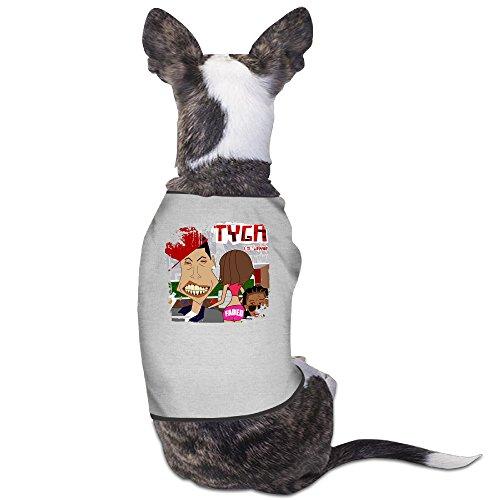 LeeRa Tyga Faded Dog Clothes