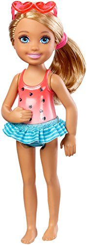 Barbie Club Chelsea Swimming Doll