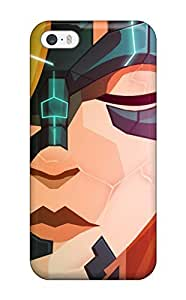 Iphone 5/5s Hard Case With Awesome Look - YLNDBNj2869XRHBV