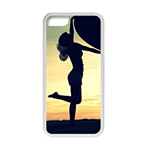 lovely girl heart personalized high quality cell phone case for Iphone 5C