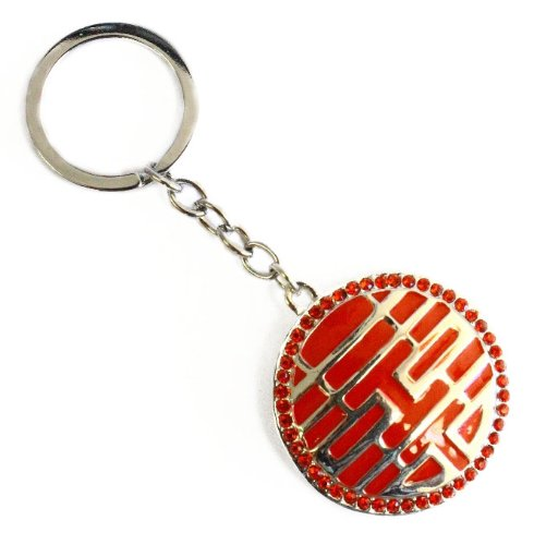 Buy fengshui-import double happiness amulet