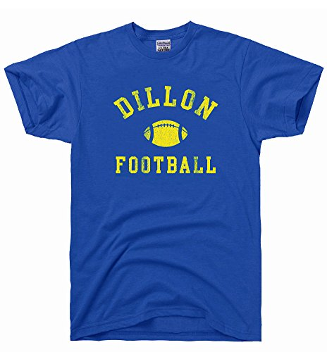 DirtyRagz Men's Dillon Panthers Football T-Shirt 2XL - Flat Many Shipping How Days For Rate