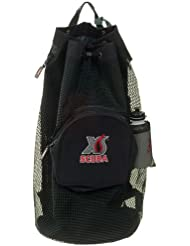 XS Scuba Compact Deluxe Mesh Backpack (BG323)