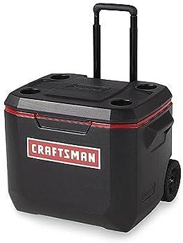 Craftsman 50 Qt Wheeled Cooler