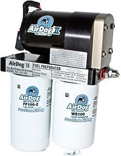 amazon com airdog a4spbc088 fuel air separation system automotive airdog ii 6 6 6 6l duramax diesel 165 gph lift pump filter 2001 2010