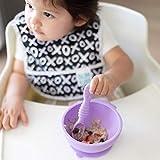 Bumkins Suction Silicone Baby Feeding
