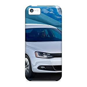 New Arrival Volkswagen Jetta Hybrid 2013 For Iphone 5c Case Cover