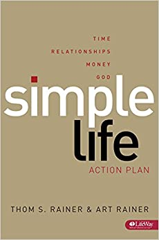 Book Simple Life Action Plan - Member Book
